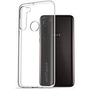 AlzaGuard Crystal Clear TPU Case pro Motorola Moto G8 Power - Kryt na mobil