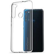 AlzaGuard pro Motorola One Fusion+ čiré - Kryt na mobil