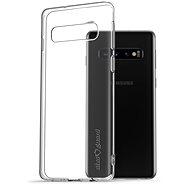 Kryt na mobil AlzaGuard Crystal Clear TPU Case pro Samsung Galaxy S10