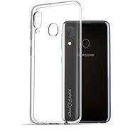 AlzaGuard Crystal Clear TPU Case pro Samsung Galaxy A20e - Kryt na mobil