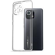 AlzaGuard Crystal Clear TPU Case pro Xiaomi Mi 11 - Kryt na mobil