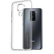 Kryt na mobil AlzaGuard Crystal Clear TPU case pro Xiaomi Redmi Note 9 LTE