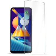 AlzaGuard 2.5D Case Friendly Glass Protector pro Samsung Galaxy M11 - Ochranné sklo
