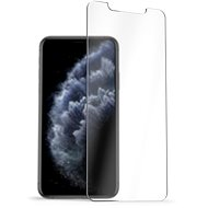AlzaGuard 2.5D Case Friendly Glass Protector pro iPhone 11 Pro Max / XS Max - Ochranné sklo
