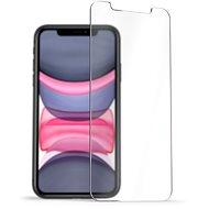 AlzaGuard 2.5D Case Friendly Glass Protector pro iPhone 11 / XR - Ochranné sklo