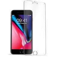 AlzaGuard 2.5D Case Friendly Glass Protector pro iPhone 7 Plus / 8 Plus - Ochranné sklo
