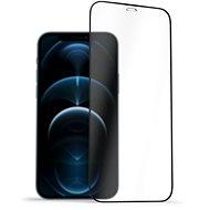 AlzaGuard 2.5D FullCover Glass Protector pro iPhone 12 / 12 Pro černý