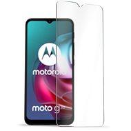 AlzaGuard 2.5D Case Friendly Glass Protector pro Motorola Moto G30 - Ochranné sklo