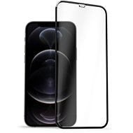 Ochranné sklo AlzaGuard 3D Elite Glass Protector pro iPhone 12 Pro Max - Ochranné sklo