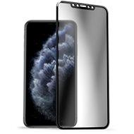 AlzaGuard 3D Elite Privacy Glass Protector pro iPhone 11 Pro Max/ XS Max - Ochranné sklo