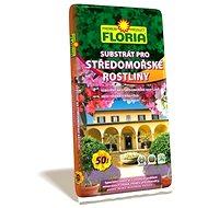 FLORIA Substrát pro středomořské rostliny 50l  - Substrát