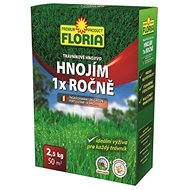FLORIA Lawn Fertilizer FEED ONLY YEAR 2,5kg - Fertiliser