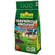 FLORIA Trávníkové hnojivo s odpuzujícím účinkem proti krtkům 7,5kg - Trávníkové hnojivo