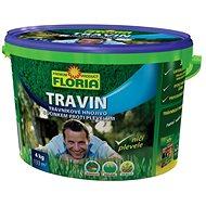 FLORIA Travin 4 kg kbelík - Trávníkové hnojivo