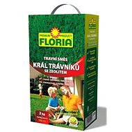 FLORIA Lawn King 2kg + Zeolite 800g - Grass Mixture