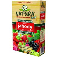NATURA Organické hnojivo pro jahody 1,5 kg - hnojivo
