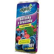 AGRO Substrát pro borůvky a brusinky 40l + 5l  - Substrát