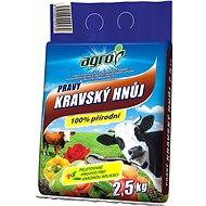 AGRO Pravý kravský hnůj 2,5 kg  - hnojivo
