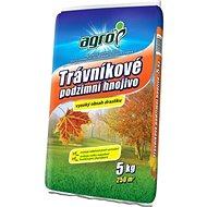 AGRO Podzimní trávníkové hnojivo 5 kg - hnojivo