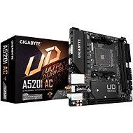 GIGABYTE A520I AC - Základní deska