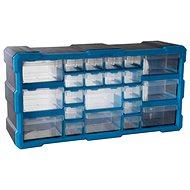 AHProfi Plastic Organizer for Screws, 22 Drawers - Organiser