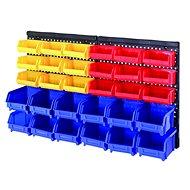 AHProfi Plastic Organizer for Screws, 30 Boxes - Organiser