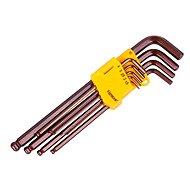 Hoteche HT260620 - Sada imbusových klíčů