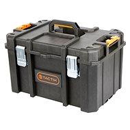 Tactix vodotěsný plastový kufr vysoký s organizérem - Kufr na nářadí