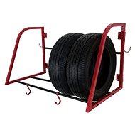 AHProfi Regál na 4 pneumatiky, skládací