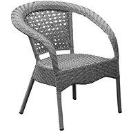 Dimension BERLIN Chair Grey - Garden Chair