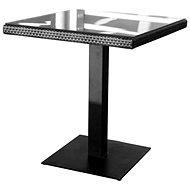 Dimenza BARCELONA stolek světle hnědý - Zahradní stůl
