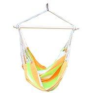 DIMENSION BRASIL Hanging Swing, Orange with Lime