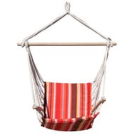 DIMENSION DALIAN  Reinforced Swing, Red with Stripes