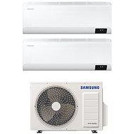 Samsung CEBU AJ040TXJ2KG/EU +  AR09TXFYAWKNEU + AR07TXFYAWKNEU vč.instalace - Multisplitová klimatizace