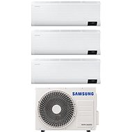 Samsung Wind Free AJ052TXJ3KG/EU + AR07TXFCAWKNEU 3x vč.instalace - Multisplitová klimatizace