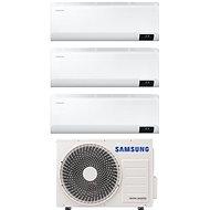 Samsung CEBU AJ052TXJ3KG/EU + AR07TXFYAWKNEU 3x vč.instalace - Multisplitová klimatizace