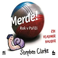 Merde! Rok v Paříži - Audiokniha MP3