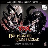 PAX: Hůl prokletí, Grim přízrak - Audiokniha MP3
