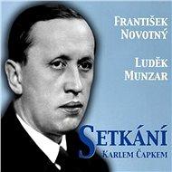 Audiokniha MP3 Setkání sKarlem Čapkem - Audiokniha MP3