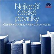 Nejlepší české povídky - Audiokniha MP3