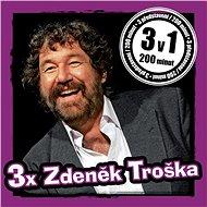 3x Zdeněk Troška (MP3-CD) - Audiokniha MP3