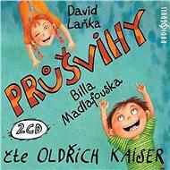 Průšvihy Billa Madlafouska - Audiokniha MP3