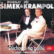 Důchodci na poště. To nejlepší z Šimka a Krampola II. - Audiokniha MP3