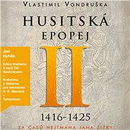 Audiokniha MP3 Husitská epopej II - Audiokniha MP3
