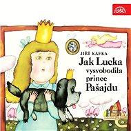 Jak Lucka vysvobodila prince Pašajdu - Audiokniha MP3