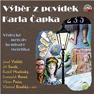 Výběr z povídek Karla Čapka - Audiokniha MP3