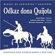 Odkaz dona Quijota - Audiokniha MP3