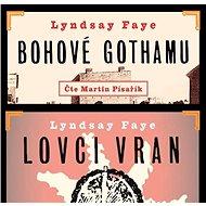 Balíček historických detektivek Lyndsay Fayeové za výhodnou cenu - Audiokniha MP3