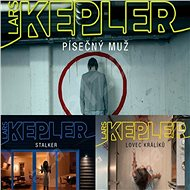 4. - 6. díl série s detektivem Joonou Linnou za výhodnou cenu - Audiokniha MP3