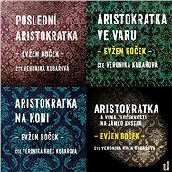 Humorná série Aristokratka za výhodnou cenu - Audiokniha MP3